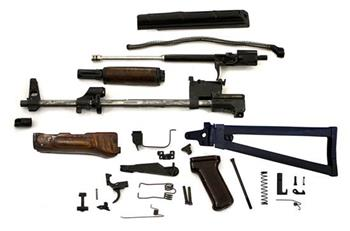Khyber Pass AK-47 Parts Kit w/Chrome Barrel