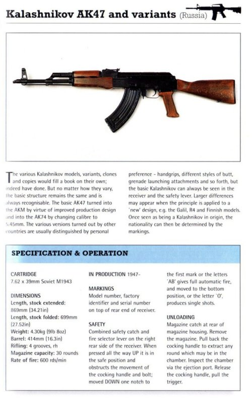 Red Star Arms Inc  - AK-47 Information